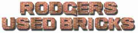 rodgers used bricks logo