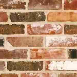 used bricks assortment red
